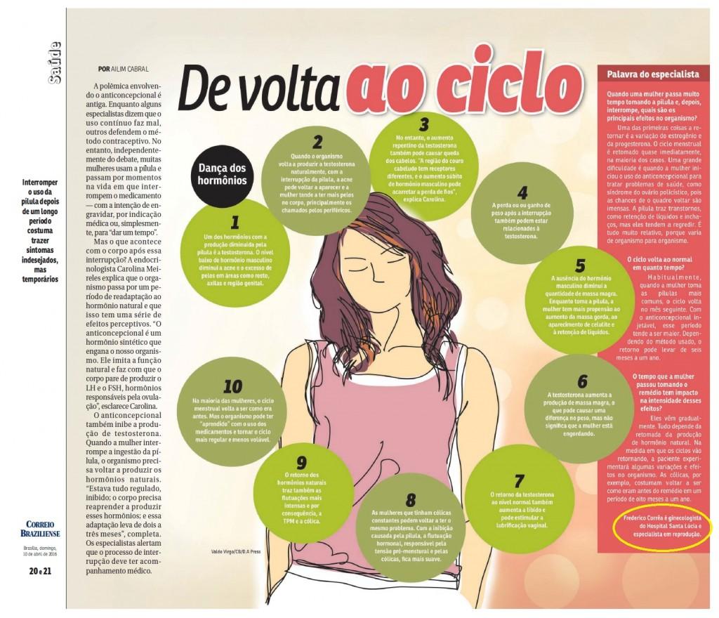 Revista do Correio - Páginas 20 e 21 - 10-04-2016