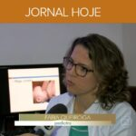 TV Globo JH - Dra. Fábia Queiroga - HSL (G1)