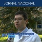 TV Globo JN - Dr. Daniel Salomão - HPN