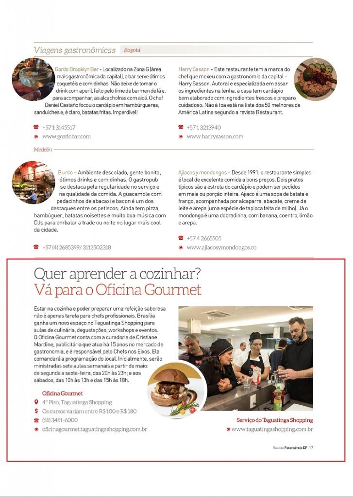 Revista Fecomercio _ Fecomércio DF