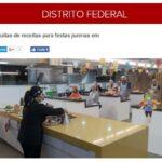 Chef dá aulas gratuitas de receitas para festas juninas em Taguatinga   G1 Distrito Federal   Bom Dia DF   Catálogo de Vídeos