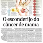 Correio Braziliense - Câncer Mama - 26 de maio de 2016