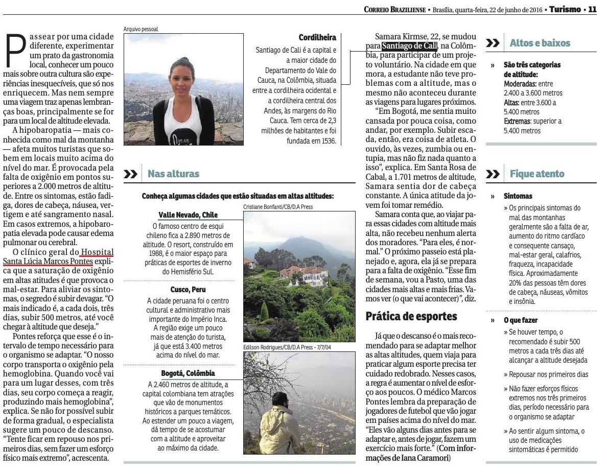 Correio Braziliense - Turismo - Dr. Marcos Pontes HSL - 22-06-2016 [2]