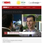 Brasil Solar Power - GLobo news