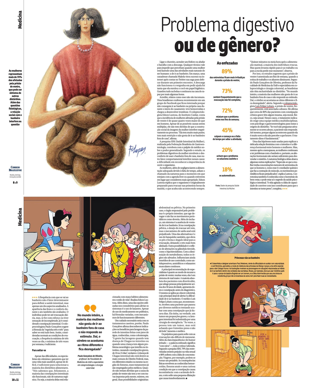 Revista do Correio - Dr. Luís Felipe HSL - 10-07-16 [Parte 1]