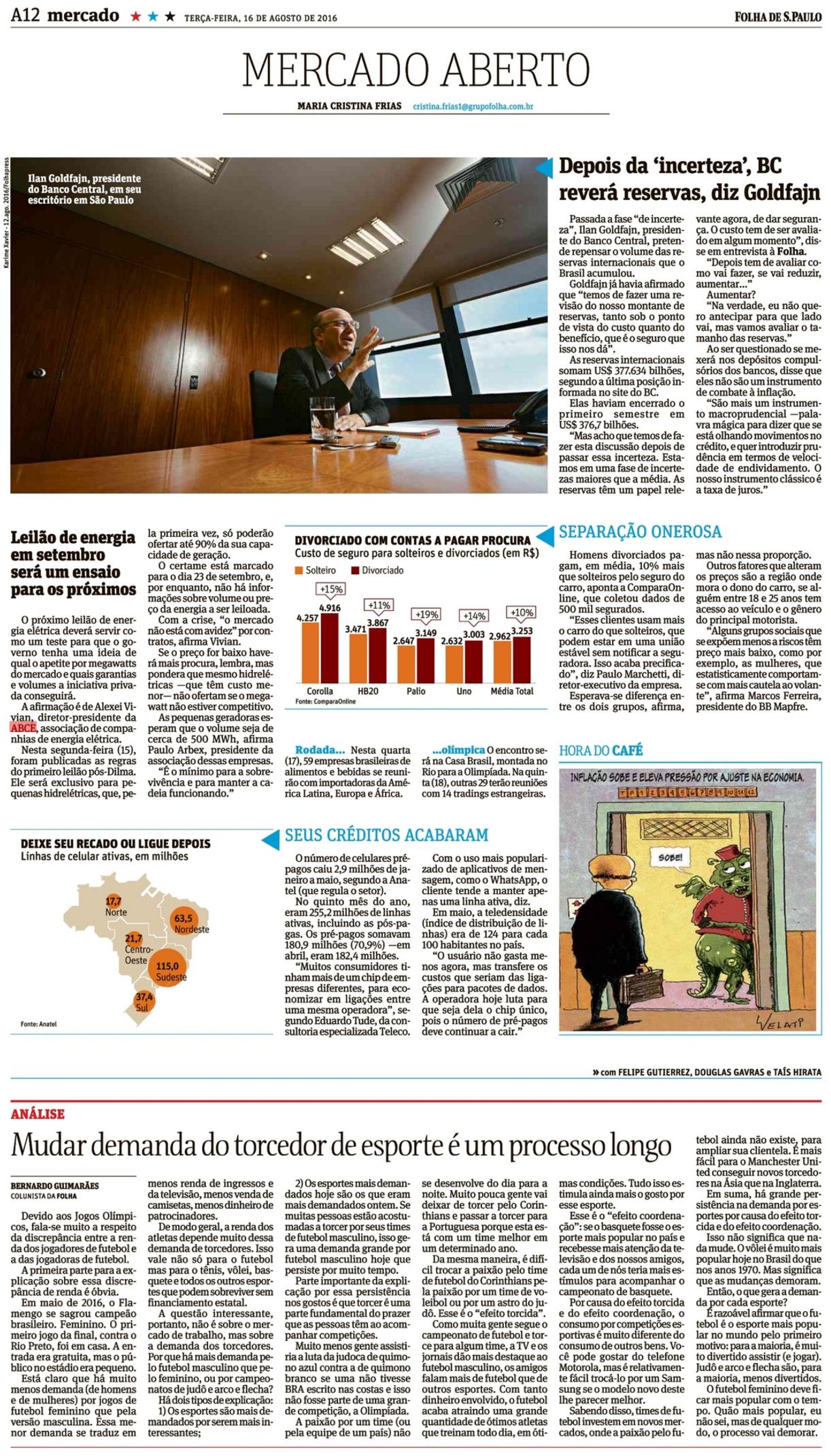 Folha de SP - ABCE