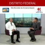 TV Globo - Dia Mundial da Alimentação - HSL - 01-08-2016