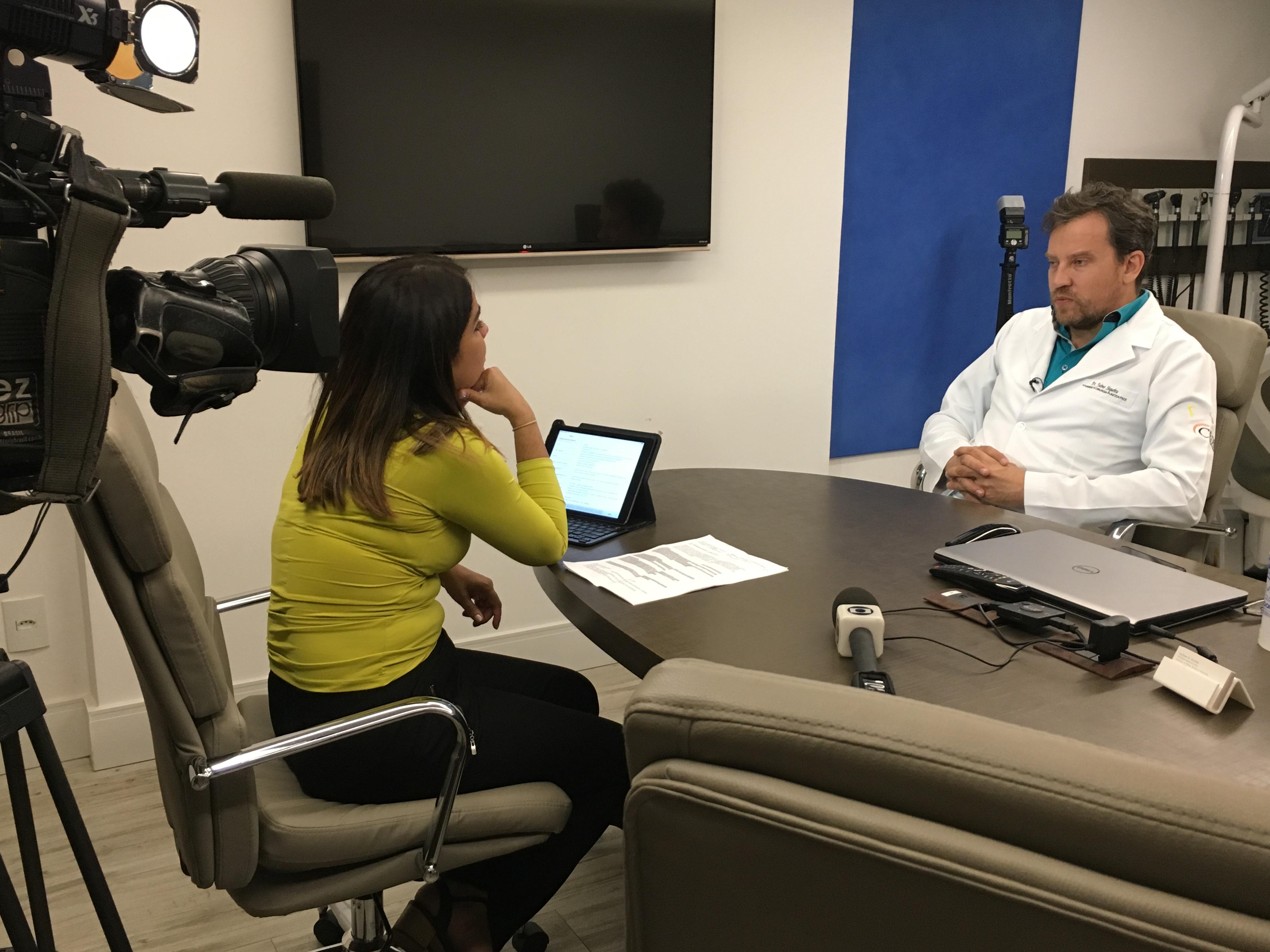 TV Globo - Dr. Jaime Siqueira - 16-01-2017 [2]