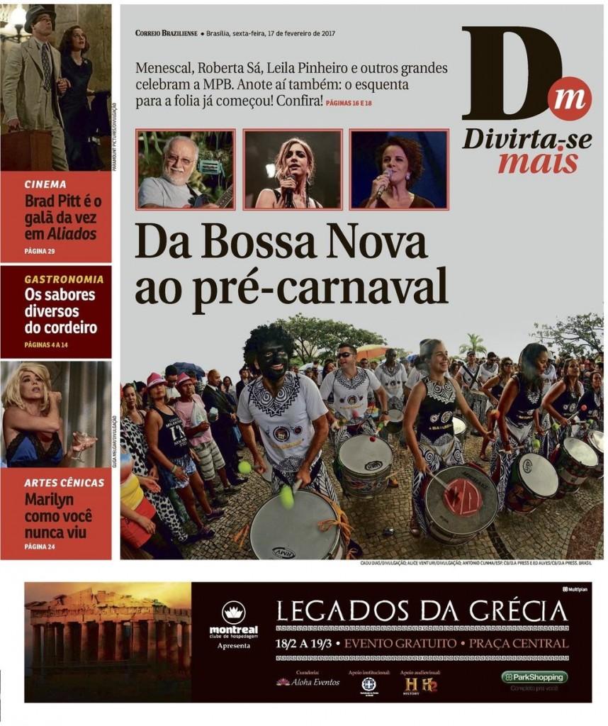 Correio Braziliense - Divirta-se Mais 01
