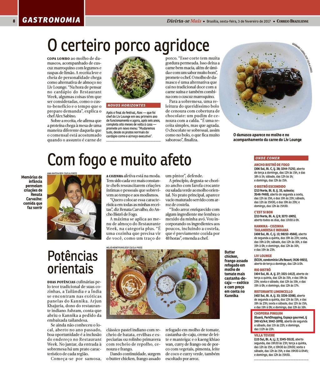 Divirta-se Mais - Correio Braziliense 03fev2017 05