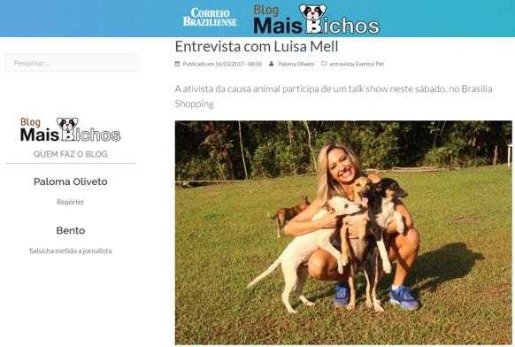 Eu Amo Meu Cão - Blog Mais Bichos
