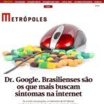 Metrópoles (CAPA) - Dr. Marcos Pontes HSL - 26-03-2017