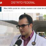 TV Globo - Dr. Marcos Pontes HSL - 29-03-2017