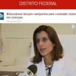 TV Globo - Dra. Nathalia Sarkis HSL - 10-03-2017