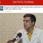 TV Globo (G1 DF) - Dr. Fausto Stauffer HSLN - 15-03-2017