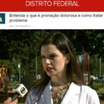 TV Globo (G1 DF) - Dra. Mariana Ferrer HSL - 14-03-2017