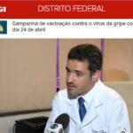 TV Globo - Dr. Thiago Ottoni - 05-04-2017