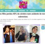 (CAPA) Revista Sou Mais Eu (Ed. CARAS) - Dr. Amauri Godinho HSL - 22-05-2017