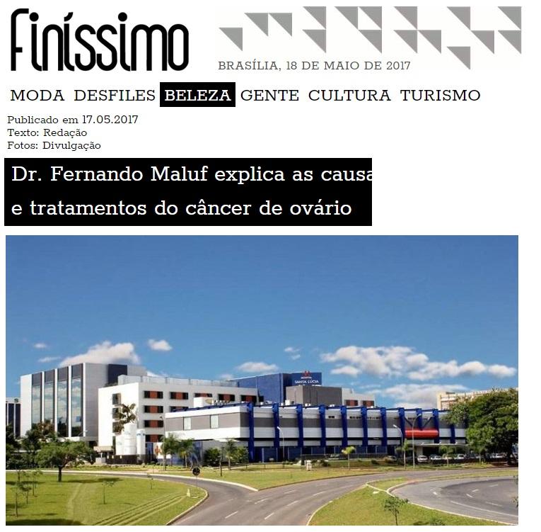 Finíssimo (Capa) - Dr. Fernando Maluf HSL - 18-08-2017