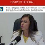 TV Globo (G1) - Dra. Larissa Camargo - 03-05-2017