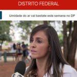 TV Globo G1 - Dra. Larissa Camargo - 13-05-2017