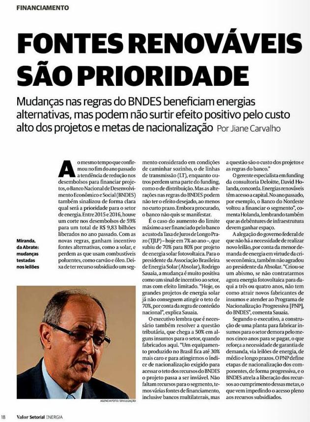 Valor Econômico - Pág 18