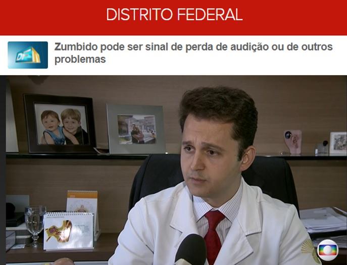 TV Globo - Dr. Cláudio Silveiro HSL - 14-06-2017