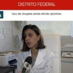 TV Globo (G1) - Dra. Nathália Sarkis HSL - 07-06-2017