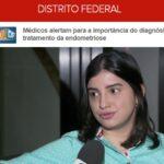 TV Globo (G1) - Dra. Thaís Cunha HSL - 02-06-2017