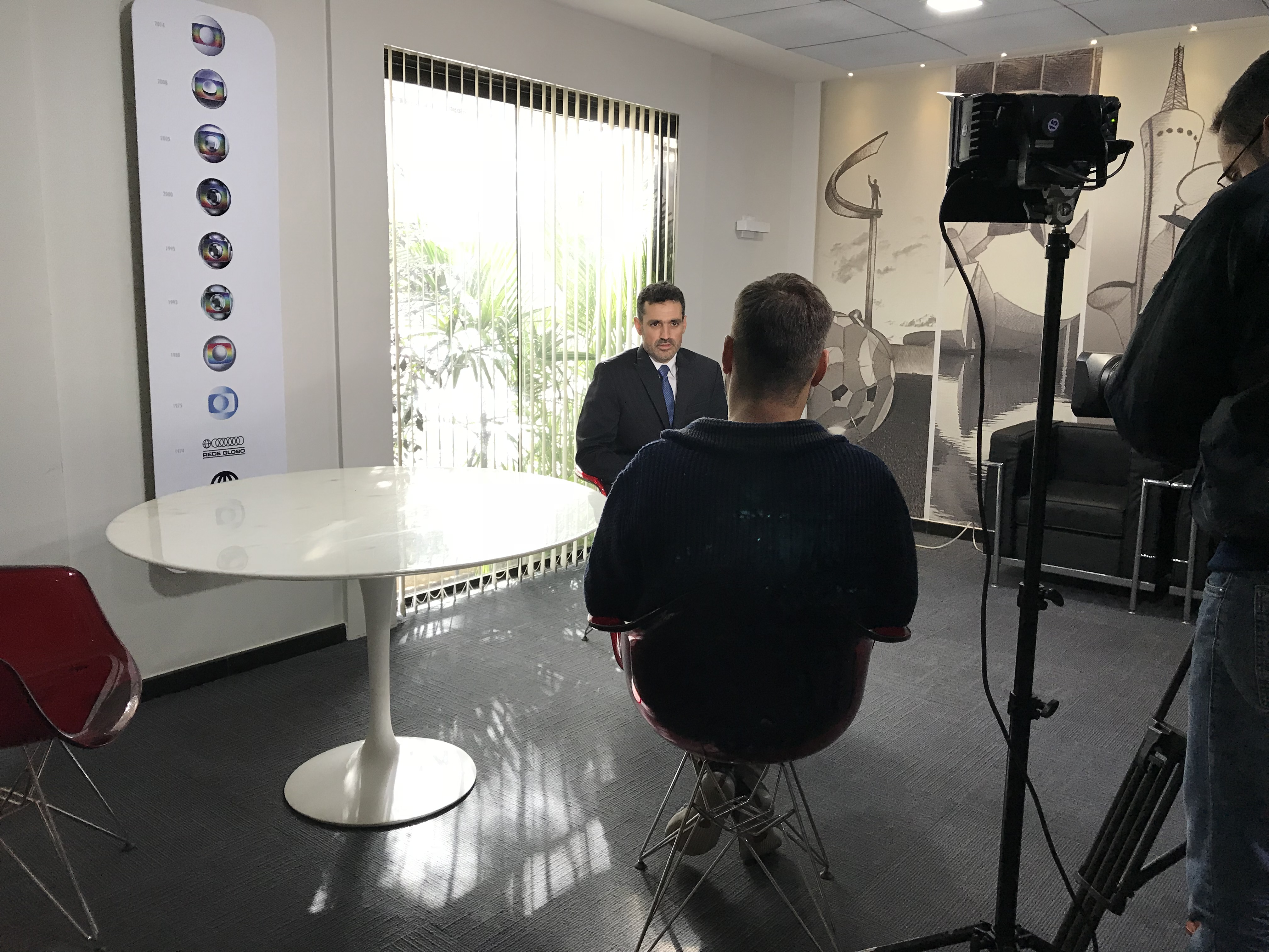 Globo Esporte - Dr. Thiago Ottoni - 06-07-2017