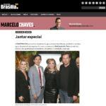 Jornal de Brasília Online (capa) - Ceol Otorrino Jantar - 13-07-2017