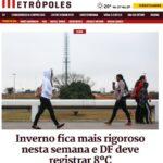 Metrópoles (Home) - Dra. Adriane Medeiros Casado - 04-07-2017