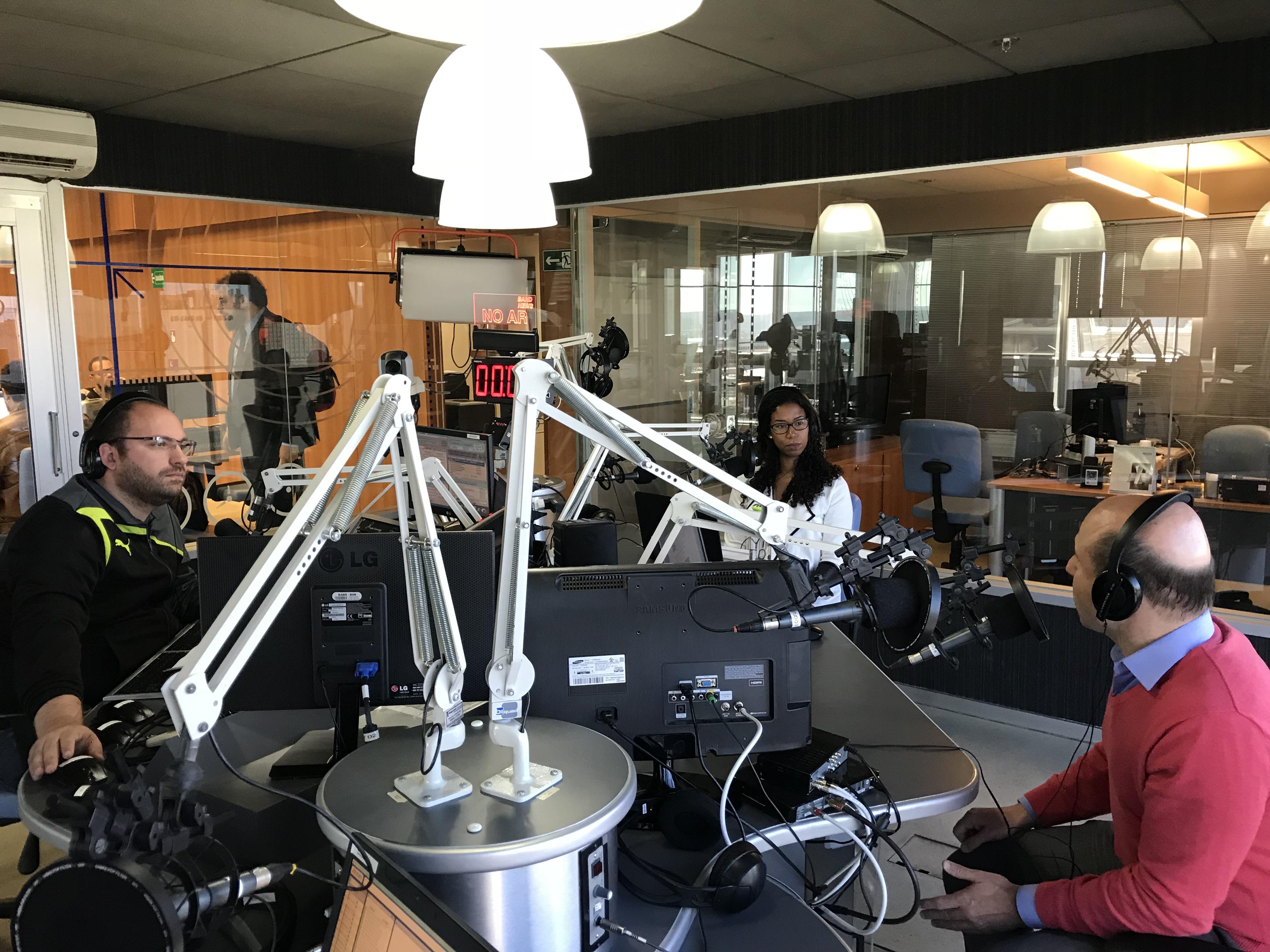 Rádio BandNews FM - Dr. Fernando Maluf HSL - 07-07-2017 [1]