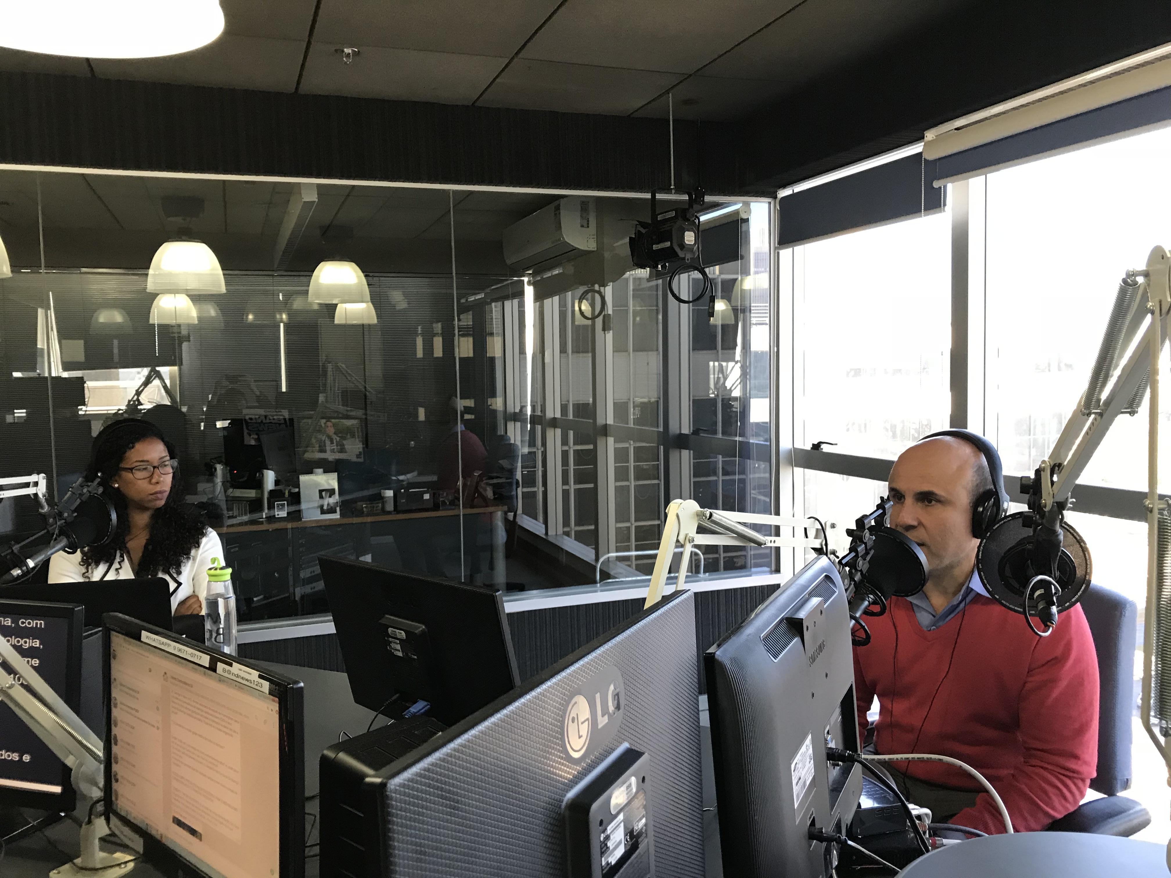 Rádio BandNews FM - Dr. Fernando Maluf HSL - 07-07-2017 [2]