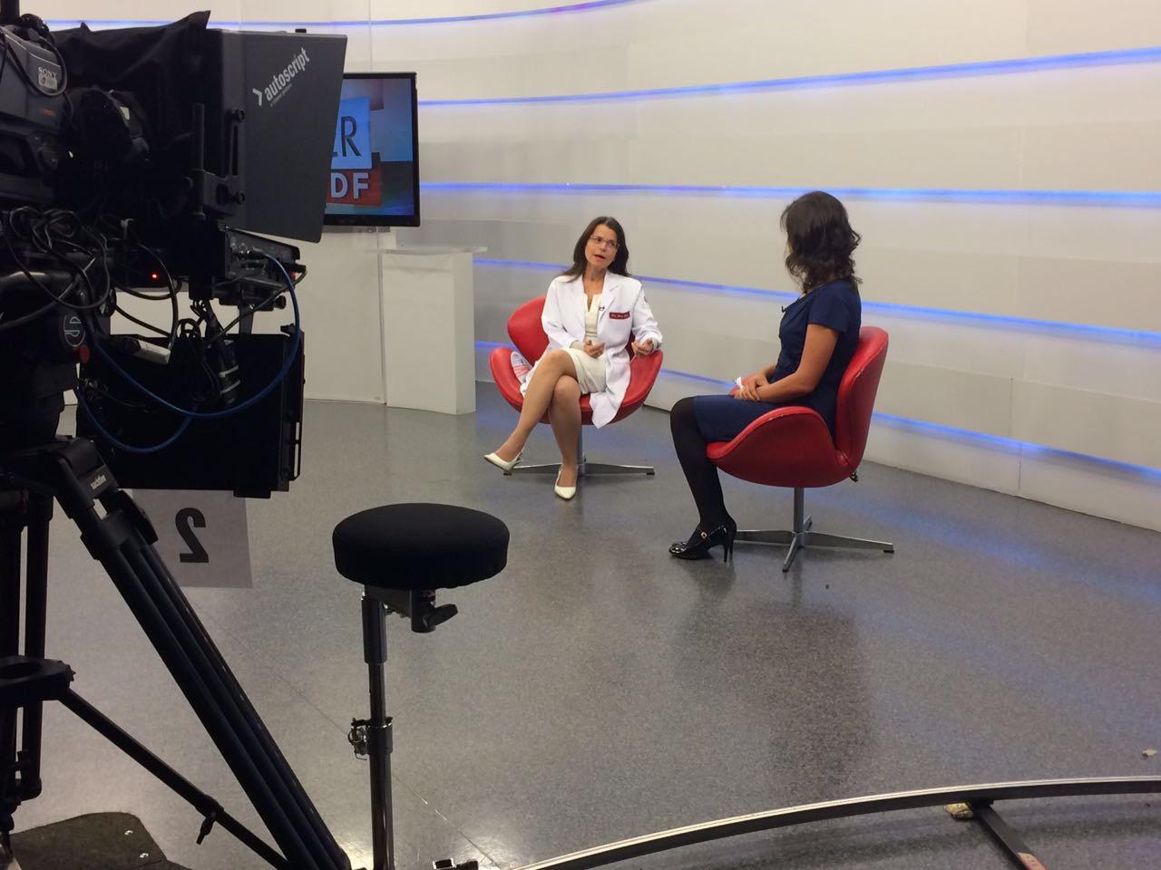 TV Brasil - Dra. Maria Letícia CDRB - 10-07-2017 [1]