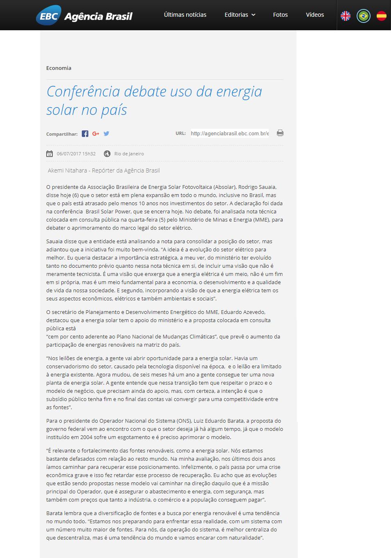 agencia brasil absolar