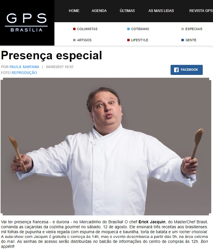 Jacquin GPS