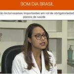 TV Globo - Dra. Thais Augusta HSL - 02-11-2017