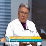 TV Globo - Dr. Lázaro Miranda HSL - 19-12-2017
