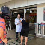 TV Globo - Dr. Marcos Pontes HSL - 03-01-2018