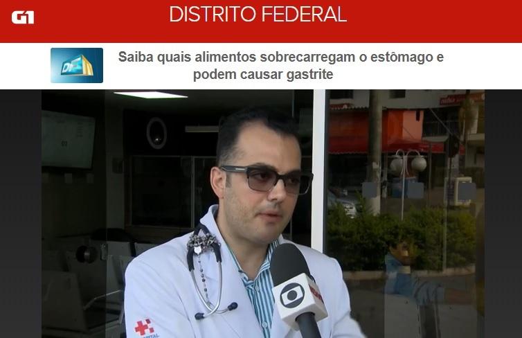 TV Globo G1 DF - Dr. Marcos Pontes HSL - 03-01-2018