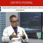 TV Globo (G1) - Dr. Cláudio Carneiro HSL - 22-01-2018