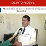 TV Globo G1 DF - Dr. Leônidas Bomfim HSLS - 07-02-2018