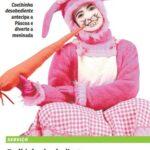 Coelhinha Desobediente CAPA D+