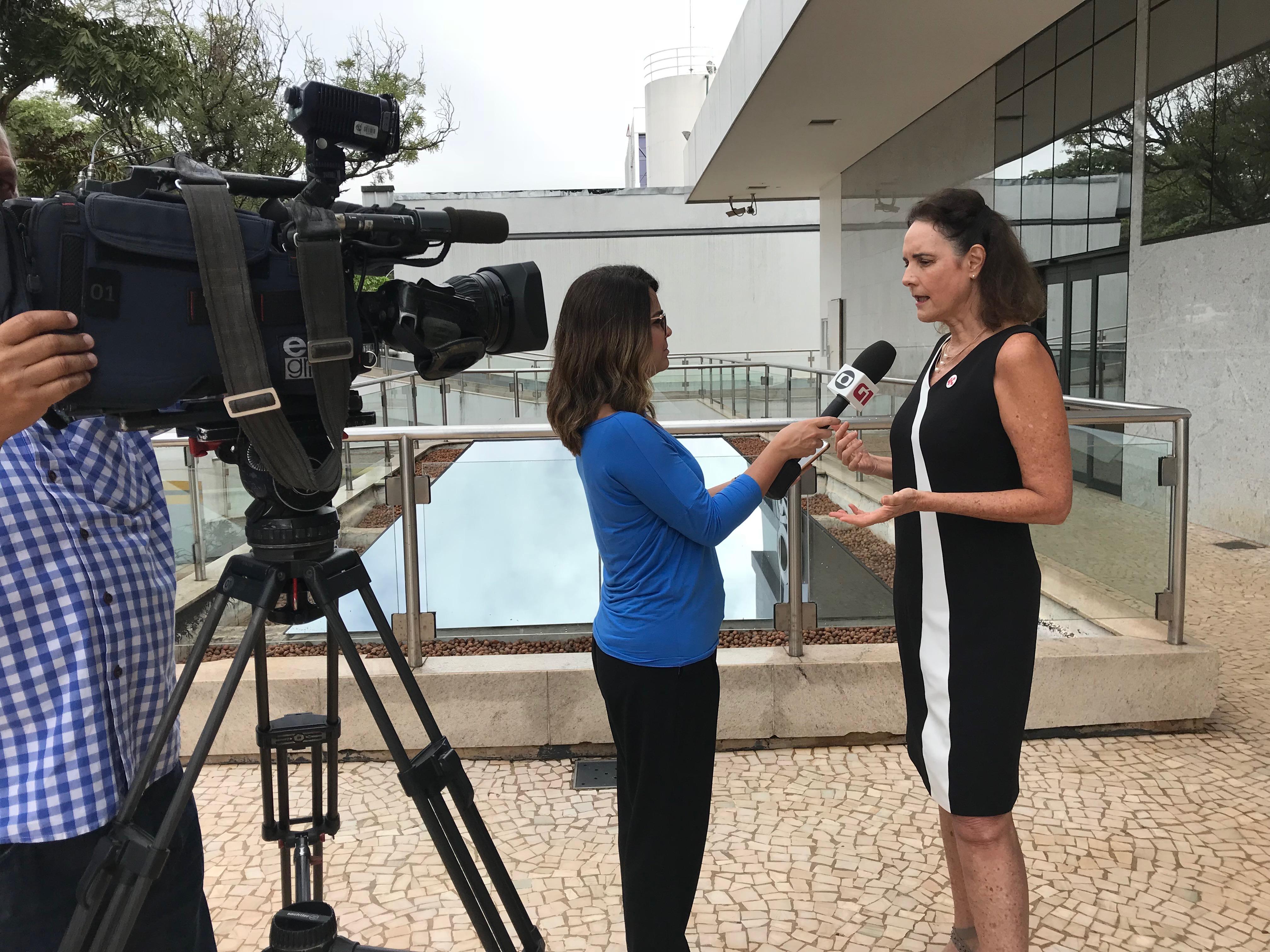 TV Globo - Dra. Cláudia Barata HSLS - 14-03-2018