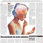 Correio Braziliense - Dra. Cláudia Barata HSLS - 10-04-2018