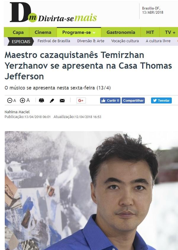 Maestro Cazaquistanês CTJ