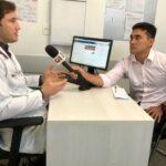 TV Globo - Dr. Luciano Lourenço HSLS - 25-04-2018
