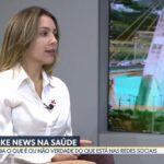 TV Globo 2 - Dra. Ana Carolina Salles HSLS - 23-05-2018