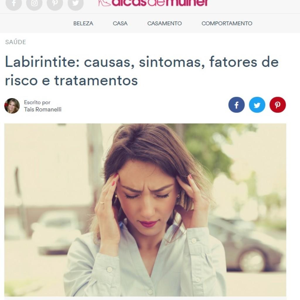 💻 DICAS DE MULHER   HOSPITAL SANTA LÚCIA